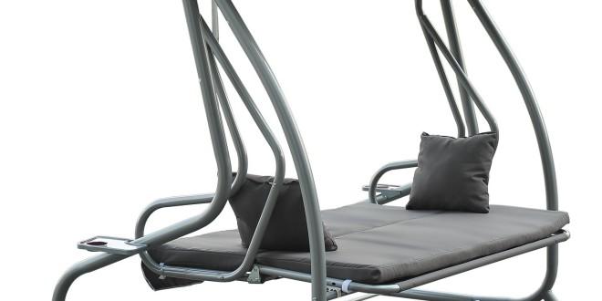 welcher heizstrahler f r die hollywoodschaukel. Black Bedroom Furniture Sets. Home Design Ideas