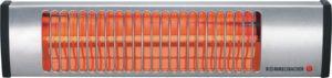 ROMMELSBACHER IW 604/E - WICKELTISCHSTRAHLER
