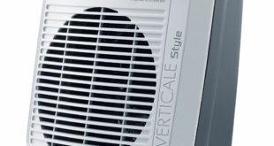 Wie hoch ist der Stromverbrauch bei einem Heizlüfter?