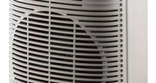 Wie laut ist ein Heizlüfter?